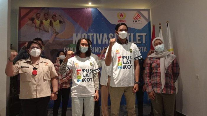 FPTI Kota Yogyakarta Targetkan Banyak Raih Medali di Porda 2022