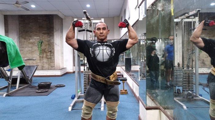 Atlet Binaraga DIY Pilih Padatkan Latihan