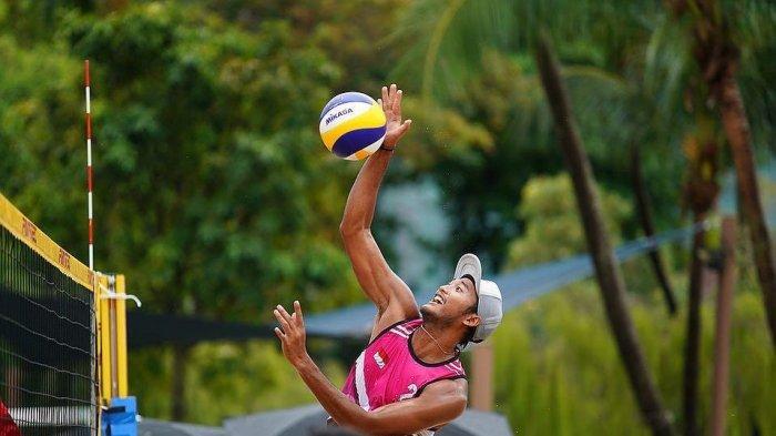 Gilang Ramadhan, Atlet Voli Pantai DIY Langganan Timnas Indonesia untuk Kejuaraan Internasional