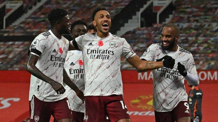 Prediksi Arsenal vs Villarreal: Nketiah Starter, Aubameyang & Lacazette Tampil dari Bangku Cadangan