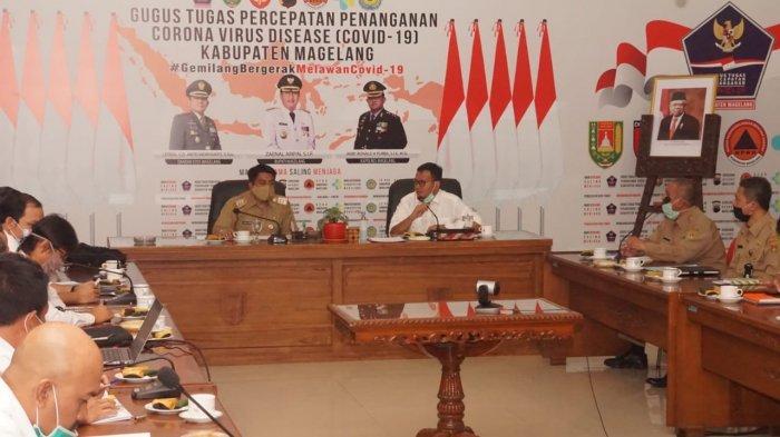Pembangunan Empat Gerbang Masuk KSPN Borobudur Ditarget Oktober