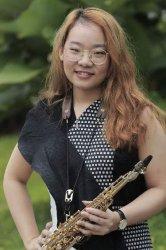 Simak Doa dan Harapan Saksofonis Cantik Ini, Pengin Segera Kuliah Tatap Muka dan Kenalan Teman Baru