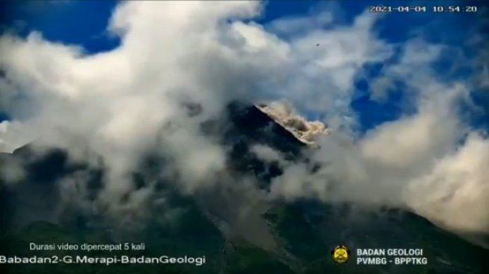Dalam Sehari, Gunung Merapi Alami 29 Kali Guguran Lava dengan Jarak Luncur Maksimal 1 Km
