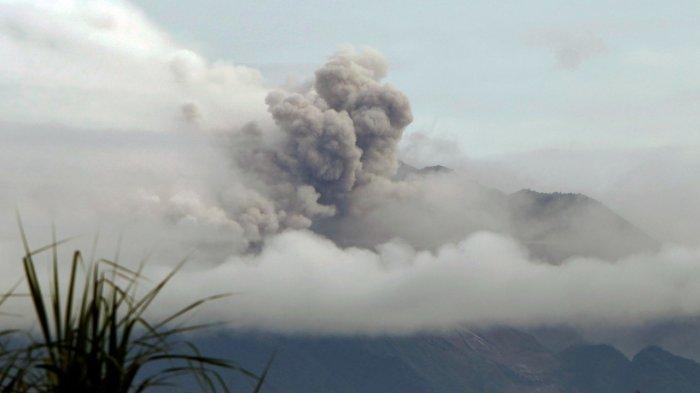 ERUPSI Gunung Merapi, BPBD Kabupaten Magelang Belum Pilih Opsi Evakuasi Warga