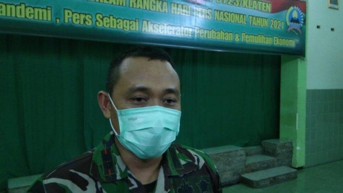 Awasi Pelaksanaan PPKM berbasis Mikro, Dandim 0723 Klaten Terjunkan Ratusan Personel