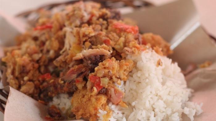 4 Rekomendasi Warung Ayam Geprek Paling Hits di Yogyakarta, Pas dengan Kantong Mahasiswa