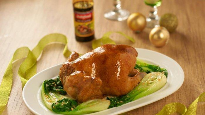 Tingkatkan Imun Tubuh, Inilah Resep Ayam Panggang Bawang Putih Nan Lezat