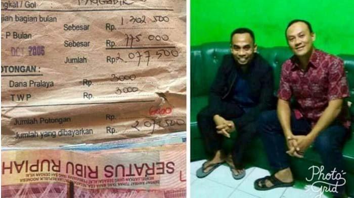 Tuhan Tunjukkan KuasaNya Beri Jalan Guru Ini Kembalikan Uang yang Ia Temukan 11 Tahun Lalu