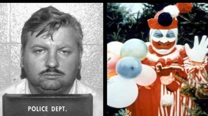 Kisah Mengerikan John Wayne Gacy, Badut Pembunuh Berantai 33 Orang Remaja