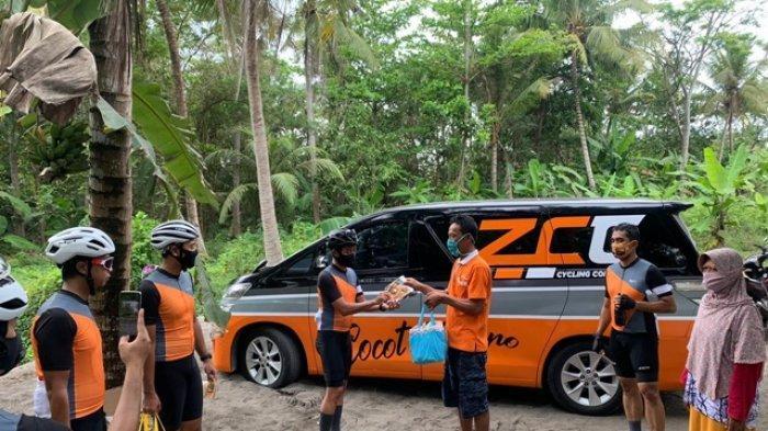 ZCC Cycling Community, Kenalkan Pariwisata Yogyakarta Melalui Olahraga Bersepeda