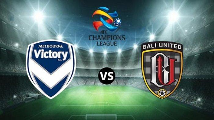 Bali United Gagal Lolos ke Liga Champions Asia 2020 Setelah Takluk 5-0 dari Melbourne Victory