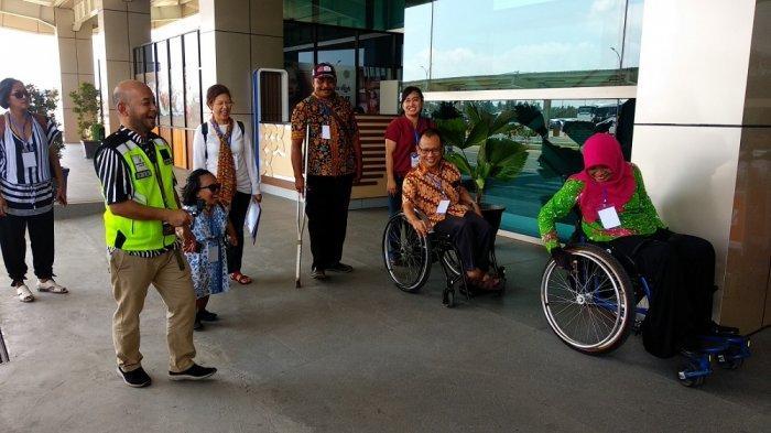 Bandara YIA Harus Ramah Semua Ragam Disabilitas