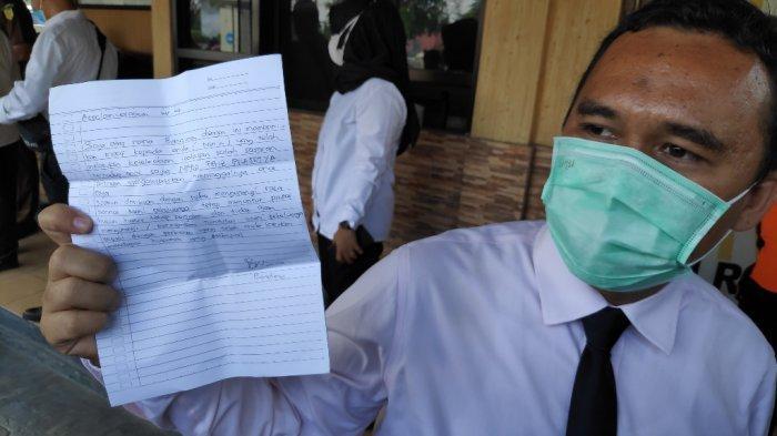 Bandiman Memaafkan Pengirim Sate Sianida yang Menewaskan Anaknya