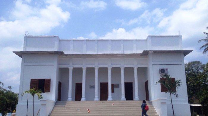 Bangunan Mirip Istana Negara di Bantul Akan Dilengkapi Fasilitas Ini