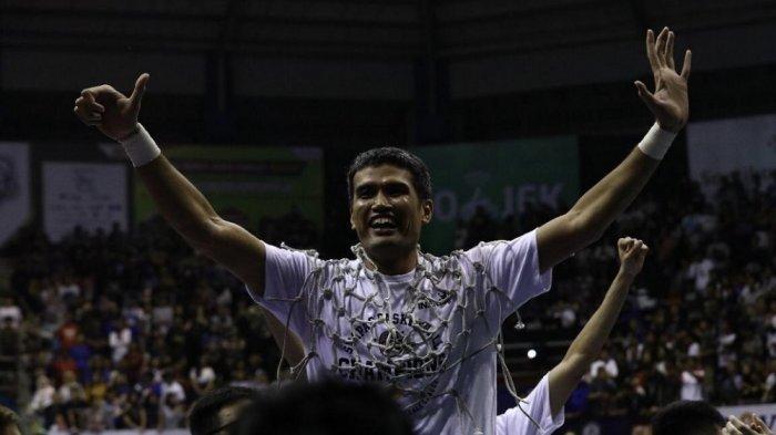 Bank BPD DIY Bima Perkasa Gaet Legenda Basket Indonesia Isman Thoyib