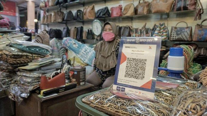 Bank BPD DIY Dorong Transaksi Digital untuk Pasar Tradisional