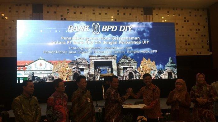 Bank BPD DIY Gandeng 56 BPR/BPRS