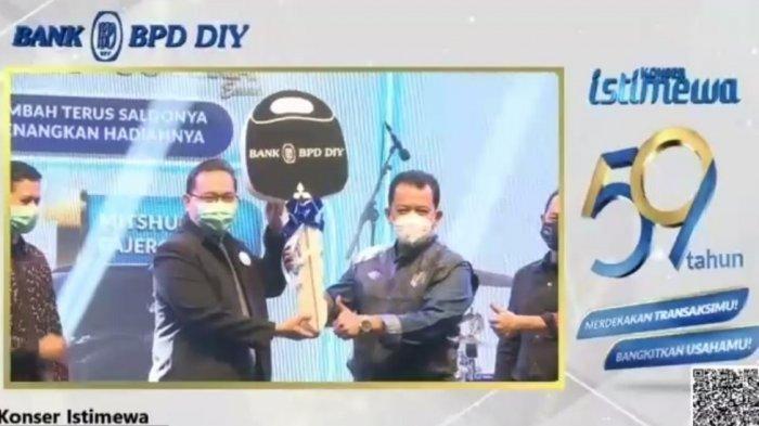 Bank BPD DIY Gelar Konser Istimewa 59 Tahun Sekaligus Penarikan Hadiah Undian SUTERA dan SUTERA EMAS