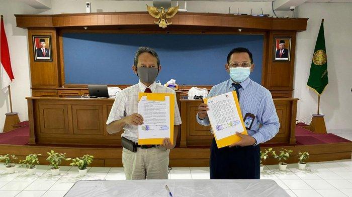 Bank BPD DIY Tingkatkan Kerjasama dengan AMIKOM Yogyakarta