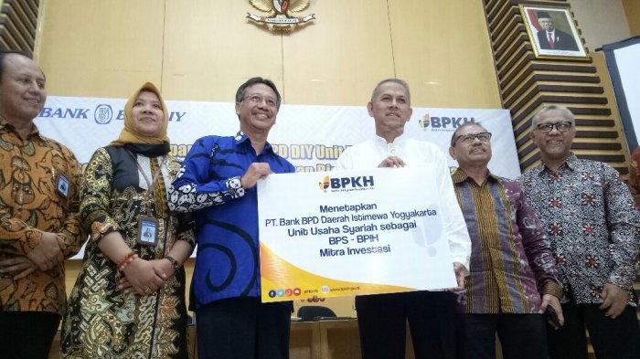 BPKH Tetapkan BPD DIY Unit Usaha Syariah Sebagai BPS-BPIH Mitra Investasi