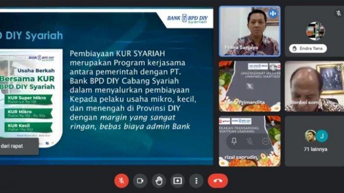 Bank BPD DIY Syariah Gandeng GoFood Bangkitkan UMKM di DI Yogyakarta
