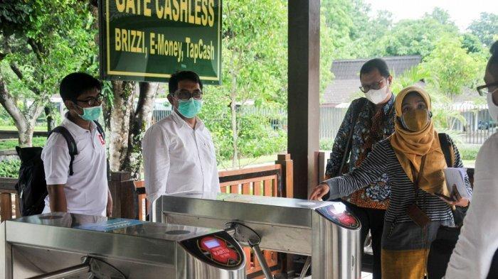 Bank Indonesia Apresiasi Penerapan Sistem Cashless di Taman Wisata Candi Borobudur