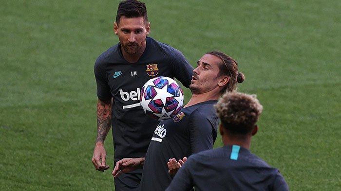 Kabar Laliga Spanyol, Isu Bursa Transfer Pemain FC Barcelona di Akhir Musim