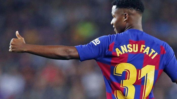 Cerita Ansu Fati, Pemulihan Cedera Hingga Catatan Rekor Bersama FC Barcelona