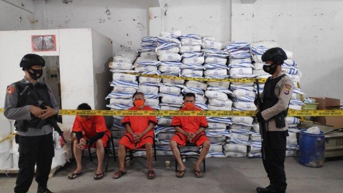 Bareskrim Polri ungkap kasus pabrik obat keras ilegal di Kasihan, Bantul