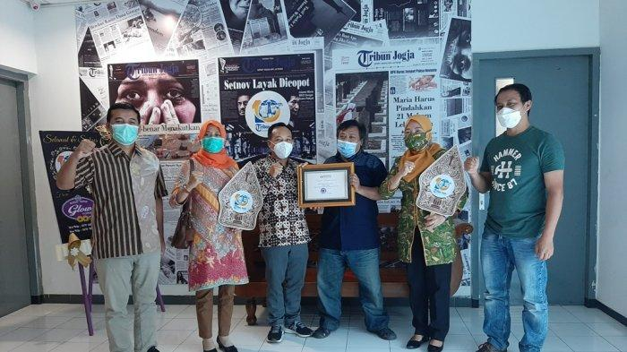 Jalin Kerjasama dengan Tribun Jogja, Bawaslu DIY Akan Gelar SKKP Hingga Luncurkan Buku