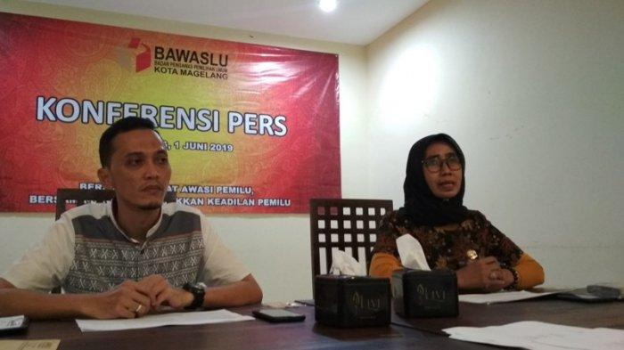 Bawaslu Kota Magelang Proses Tujuh Laporan Perselisihan Pemilu ke MK