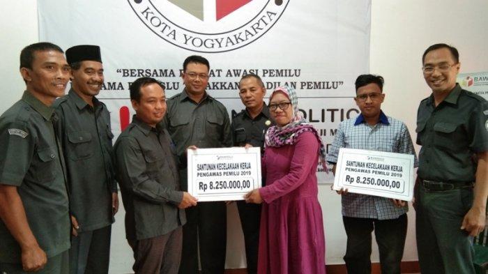 Ketua Bawaslu DIY Sebut Jumlah Anggota Panwaslu yang Sakit di Kota Yogyakarta Paling Sedikit