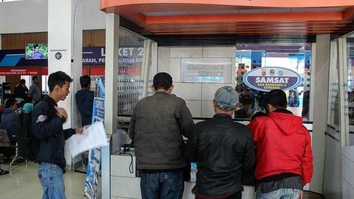 Bayar Pajak Kendaraan Bermotor Bebas Denda, Berlaku Juli Sampai Oktober di Provinsi Banten