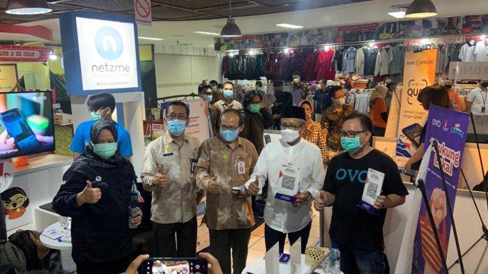 Bazaar PJSP QRIS di Pasar Beringharjo, Hilangkan Potensi Transaksi Uang Palsu