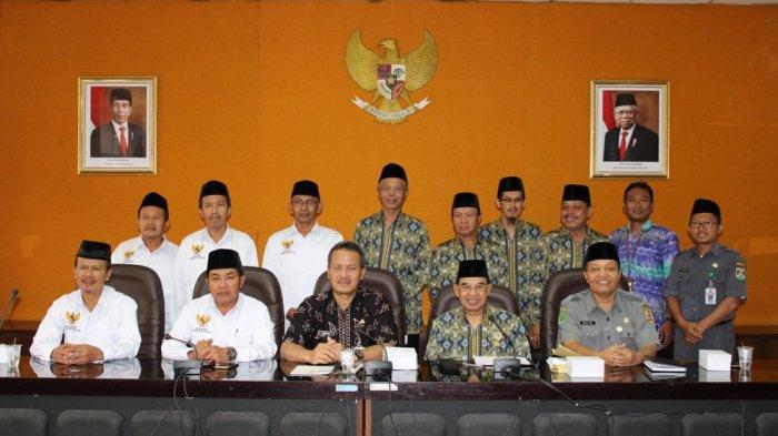 Baznas Kabupaten Malang 'Ngangsu Kawruh' ke Kota Magelang