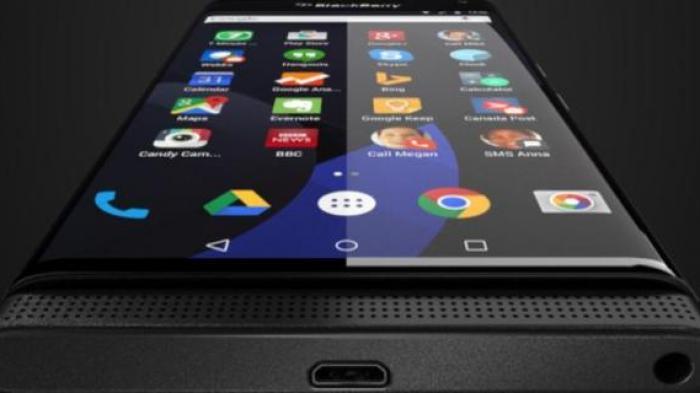 BlackBerry Android Buatan Indonesia Bakal Gebrak Pasar