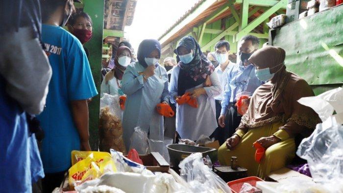 BBPOM Temukan 5 Makanan Mengandung Bahan Berbahaya di Pasar Tradisional di Ngemplak