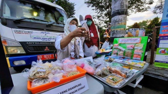 BBPOM Yogyakarta Imbau Warga Lebih Jeli Memilih Pangan Aman
