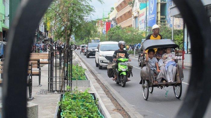 Libur Lebaran, Sistem Buka Tutup dan Satu Arah Akan Diberlakukan di Kota Yogya