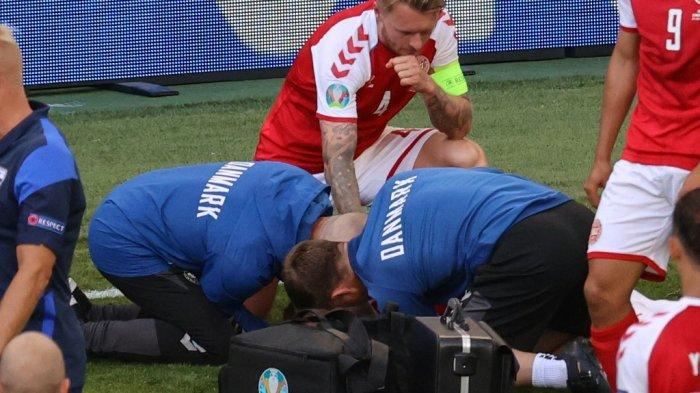 CHRISTIAN ERIKSEN: Saat Suporter Inter Milan Taruh Hormat pada Bek AC Milan