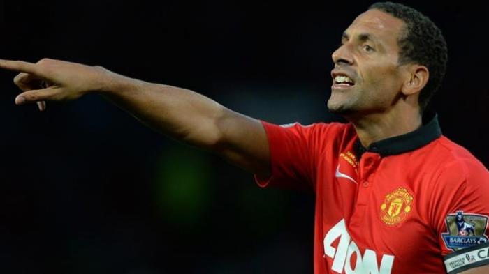 Rio Ferdinand ketika masih jadi pemain MU
