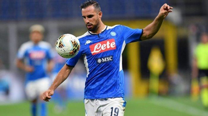 Bek Napoli, Nikola Maksimovic, pemain incaran AC Milan