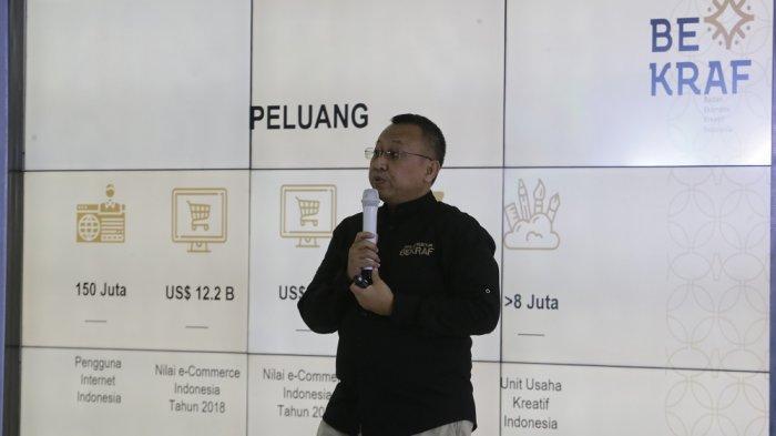 Bekraf Jaring Start Up Potensial Yogyakarta