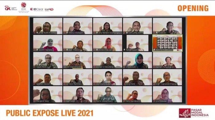 Belajar Jadi Investor Saham? Simak Public Expose Live 2021 yang Diikuti 50 Emiten Secara Daring
