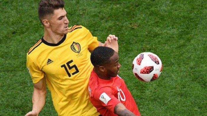 Belgia Kini Sejajar dengan Italia di Piala Dunia untuk Urusan Pencetak Gol