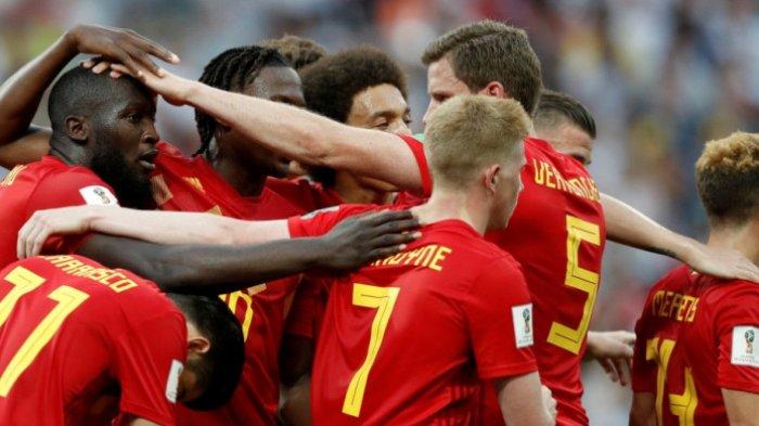 Prediksi dan Jadwal Siaran Langsung Belgia vs Inggris dalam Perebutan Posisi Ke-3 Piala Dunia 2018