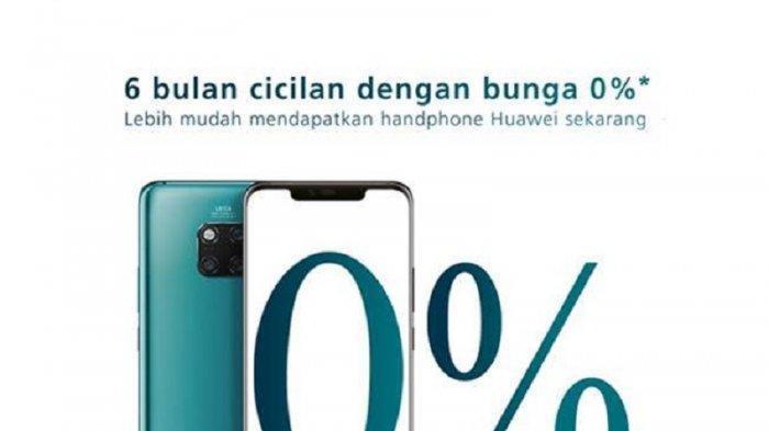 Beli Gadget dan Smartphone Huawei Kini Makin Mudah Berkat Fasilitas dari Home Credit
