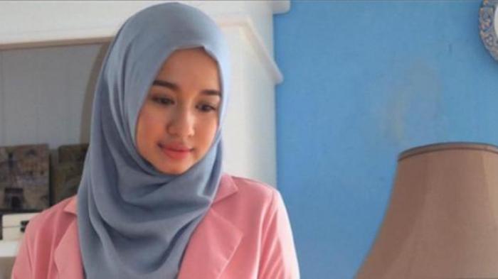 Laudya Chintya Bella Bantah Lepas Hijab Demi Sebuah Film Tribun Jogja