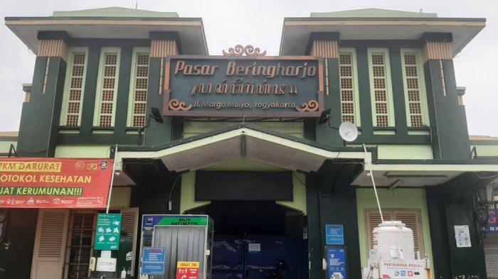 Belum Mulai Berjualan, Pedagang di 29 Pasar Tradisional Kota Yogyakarta Dapat Relaksasi Retribusi