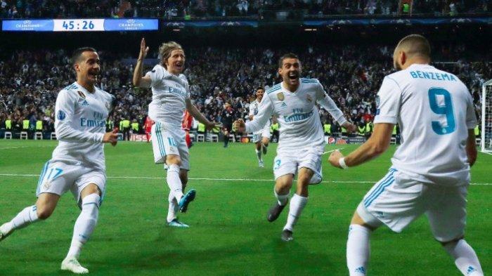 Live Streaming BeIN SPORTS 1 - Penalti Benzema Bawa Real Madrid Unggul atas Alaves di Menit 11